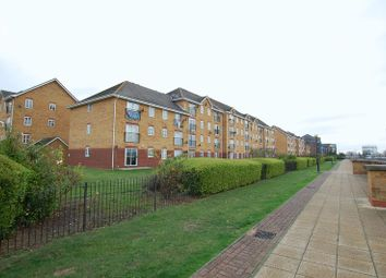 Thumbnail 2 bed flat to rent in Timber Court, Columbia Wharf Road, Grays