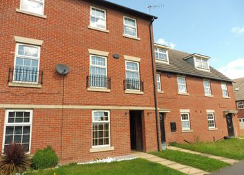 Thumbnail 4 bed terraced house for sale in Wellingley Road, Balby, Doncaster