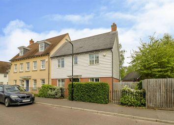 Thumbnail 3 bed semi-detached house for sale in Admirals Walk, Wivenhoe, Colchester, Essex