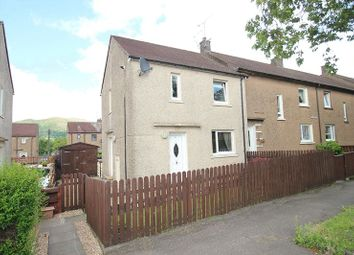 Thumbnail 2 bed terraced house for sale in Dovecot Road, Tullibody, Alloa