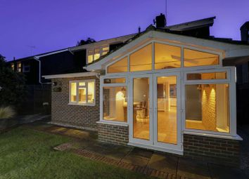 Thumbnail 4 bed link-detached house for sale in Heathpark Drive, Windlesham