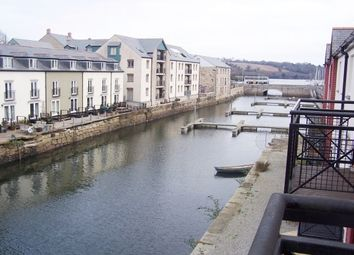 Thumbnail 3 bed town house to rent in South Harbour, Harbour Village, Penryn