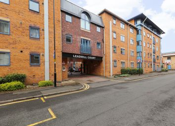 Thumbnail 1 bed flat to rent in Leadmil Court, Leadmill Street, Sheffield