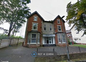 Thumbnail 4 bed flat to rent in St Mary's Hall Road, Crumpsall