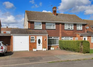 Thumbnail 3 bed semi-detached house for sale in Canberra Gardens, Sittingbourne