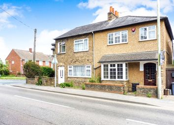 Thumbnail 4 bed end terrace house for sale in High Road, Wormley, Broxbourne