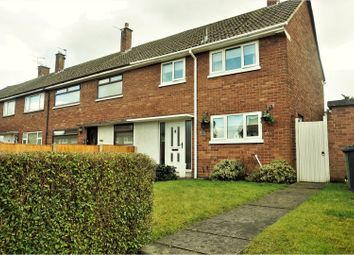 Thumbnail 3 bed end terrace house for sale in Nixon Drive, Winsford