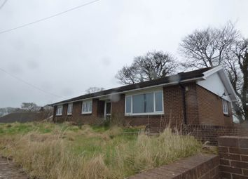 Thumbnail 4 bed bungalow to rent in Llanybydder