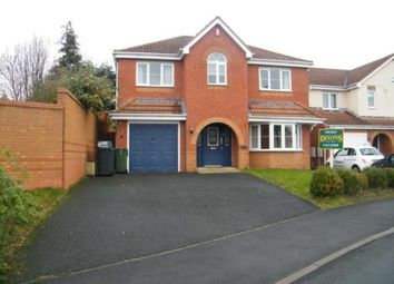 Thumbnail 5 bed detached house for sale in Royal Worcester Crescent, Bromsgrove, Worcestershire