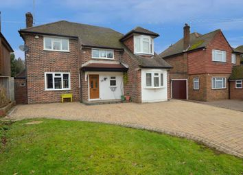 Thumbnail 4 bed detached house for sale in Norman Crescent, Pinner