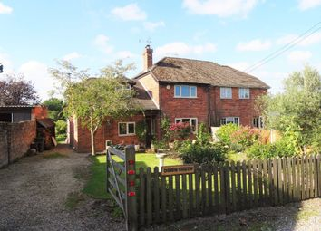 Thumbnail 3 bed semi-detached house for sale in Main Road, Dibden, Southampton