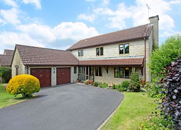 Thumbnail 4 bed detached house for sale in Cedar Fields, West Coker, Yeovil