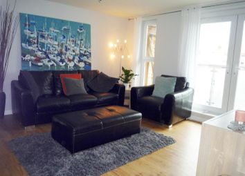 Thumbnail 3 bedroom flat to rent in Oyster House, Thorngate Way, Gosport