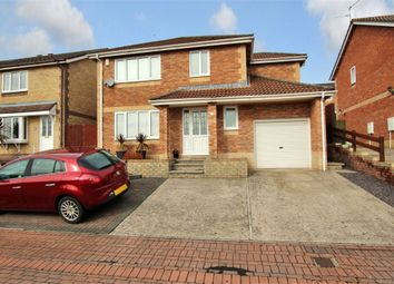 Thumbnail 4 bedroom detached house for sale in Wisley Place, Pontprennau, Cardiff