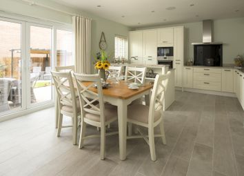 Thumbnail 4 bed detached house for sale in Plot 77 The Sunningdale, Redrow At Abbey Farm, Lady Lane, Blunsdon, Swindon