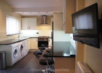 Thumbnail 5 bed end terrace house to rent in Landcross Road, Fallowfield, Manchester