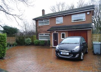 Thumbnail 4 bed detached house for sale in Bollinbrook Road, Macclesfield