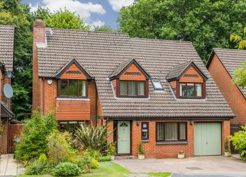 Thumbnail 5 bed detached house for sale in Bassett Crescent East, Southampton