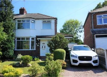 Thumbnail 2 bed semi-detached house for sale in The Oval, Heald Green, Cheadle, Cheshire