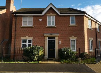 Thumbnail 3 bed semi-detached house to rent in Hornbeam Road, Hampton Hargate, Peterborough