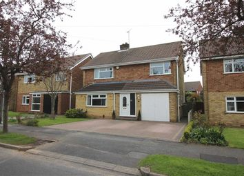 Thumbnail 4 bedroom property for sale in Cobthorne Drive, Allestree, Derby
