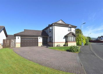 Thumbnail 4 bed detached house for sale in Flures Place, Erskine
