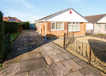 Thumbnail 3 bed detached bungalow for sale in Barleyford Drive, Stoke-On-Trent