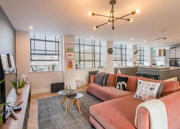 Thumbnail 3 bedroom flat for sale in Queensway House, Livery Street, Birmingham