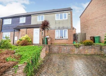 Thumbnail 3 bed end terrace house for sale in Plymstock, Plymouth, Devon