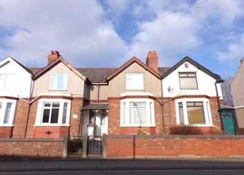 Thumbnail 2 bed terraced house for sale in Chester Road, Buckley, Flintshire