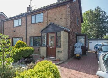 Thumbnail 2 bed semi-detached house for sale in Prospect Road, Rawcliffe Bridge, Goole, East Riding Of Yorkshire