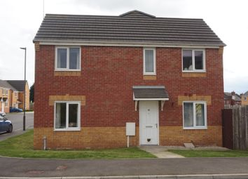 Thumbnail 3 bed semi-detached house for sale in Croft House Way, Bolsover