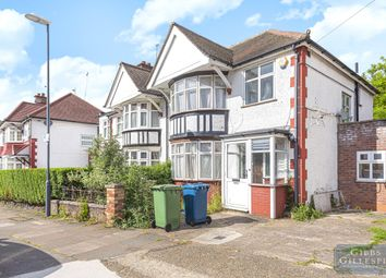 3 bed semi-detached house for sale in Princes Drive, Harrow, Middlesex HA1