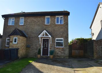 Thumbnail 2 bed semi-detached house for sale in Rockington Way, Crowborough