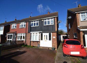 Thumbnail 4 bed semi-detached house for sale in Balstonia Drive, Corringham, Stanford-Le-Hope