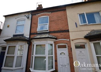Thumbnail 2 bed terraced house for sale in Gleave Road, Selly Oak, Birmingham, West Midlands.
