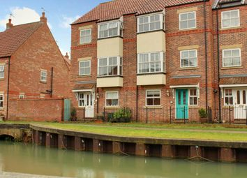 Thumbnail 4 bed town house for sale in Barkers Mill, Beverley