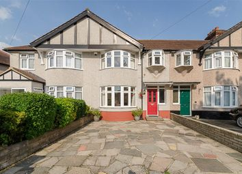 Thumbnail 3 bed terraced house for sale in Marlow Drive, Cheam, Surrey