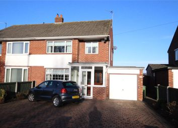 Thumbnail 3 bed semi-detached house for sale in 467 Warwick Road, Carlisle, Cumbria