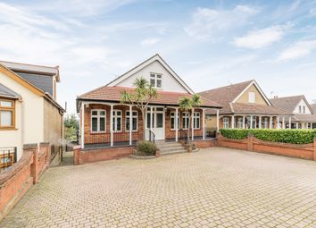 Thumbnail 7 bedroom bungalow for sale in Manor Road, Chigwell