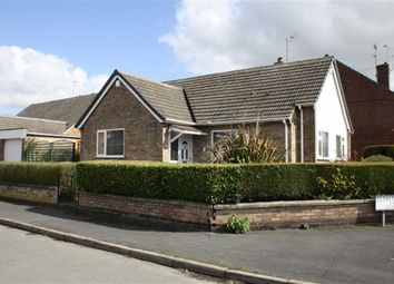 Thumbnail 3 bed detached bungalow for sale in Elsalene Drive, Groby, Leicester