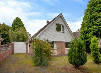 Thumbnail 3 bed detached house for sale in Wingfield Road, Mansfield