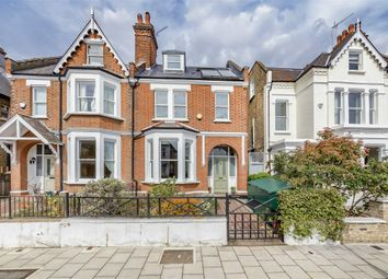 Thumbnail 5 bed semi-detached house for sale in Stile Hall Gardens, London