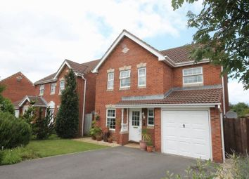 Thumbnail 4 bedroom detached house for sale in Bury Hill View, Downend, Bristol