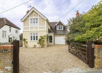 Thumbnail 5 bed detached house for sale in Chertsey Road, Windlesham