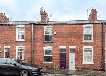 Thumbnail 2 bed terraced house for sale in Trafalgar Street, York