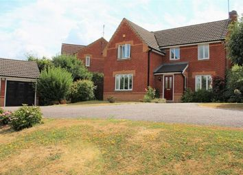 Thumbnail 4 bedroom detached house for sale in Bergerac Close, Duston, Northampton