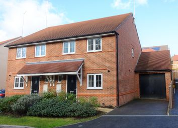 Thumbnail 3 bed semi-detached house for sale in Greenhurst Drive, East Grinstead