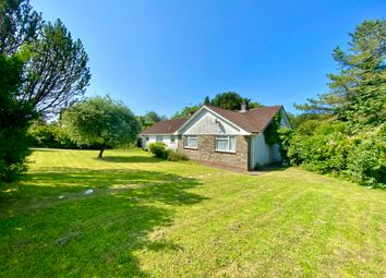 Thumbnail 4 bed detached bungalow for sale in Marshgate, Camelford