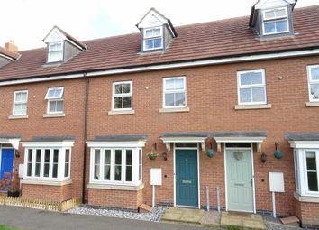 Thumbnail 3 bed town house for sale in Livingstone Lane, Earl Shilton, Leicester